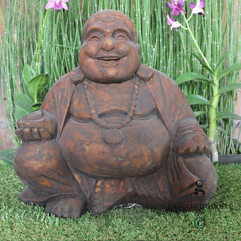Code-A012-------Jolly-Buddha-40cm-H
