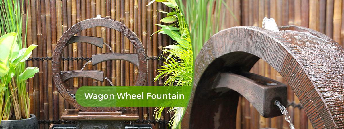 wagon-wheel-fountain-slide